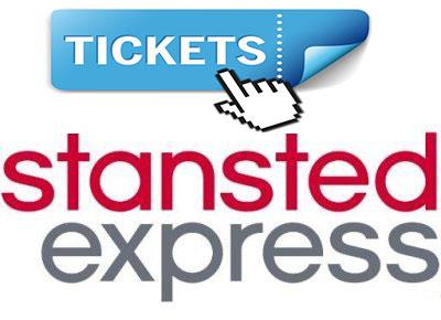 bilet kolejowy stansted express